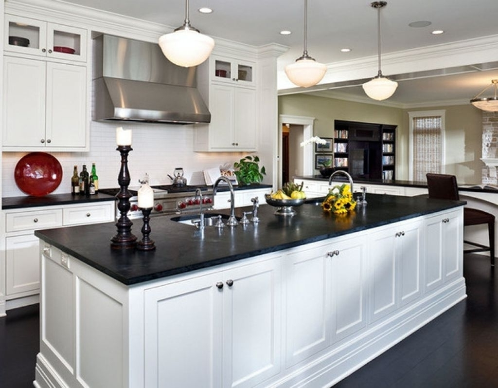 Best Dark Granite Countertops For Room Decoration ... on Dark Granite Countertops  id=54862