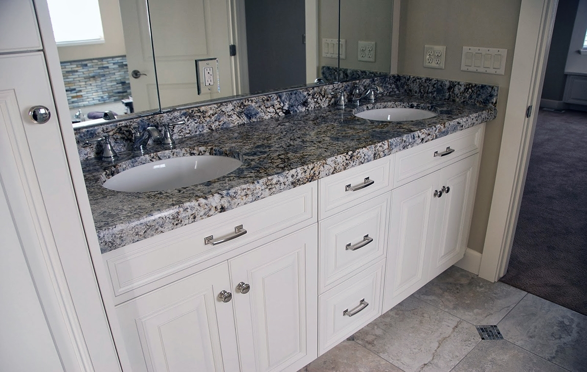 What Level Is Blue Flower Granite Madison Art Center Design