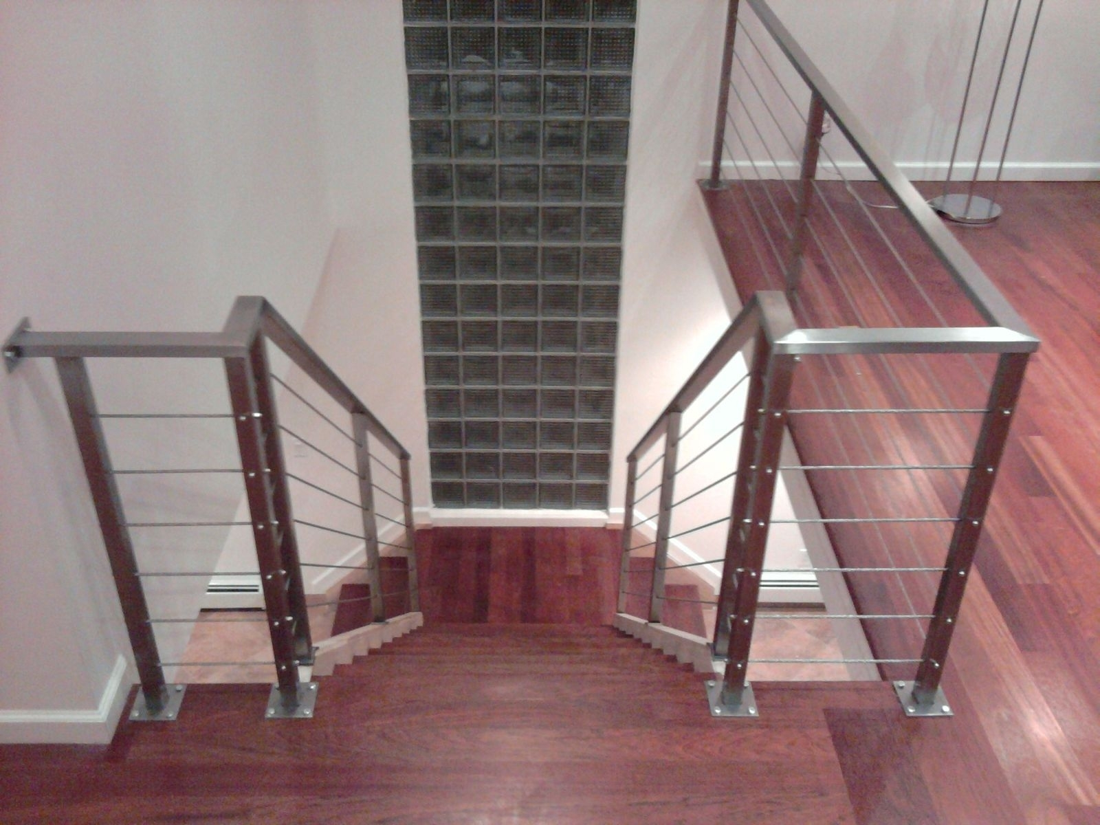 Cable Stair Railing Hardware