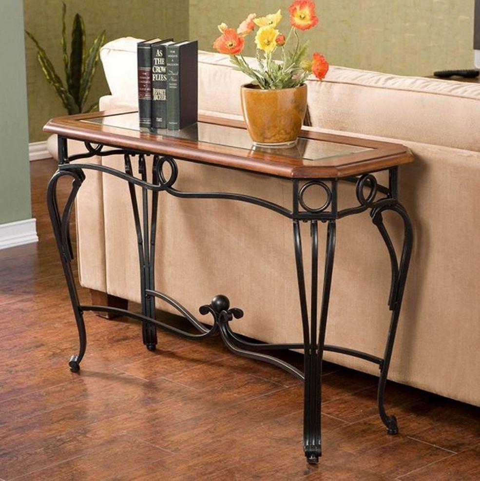 Charming Hemnes Sofa Table