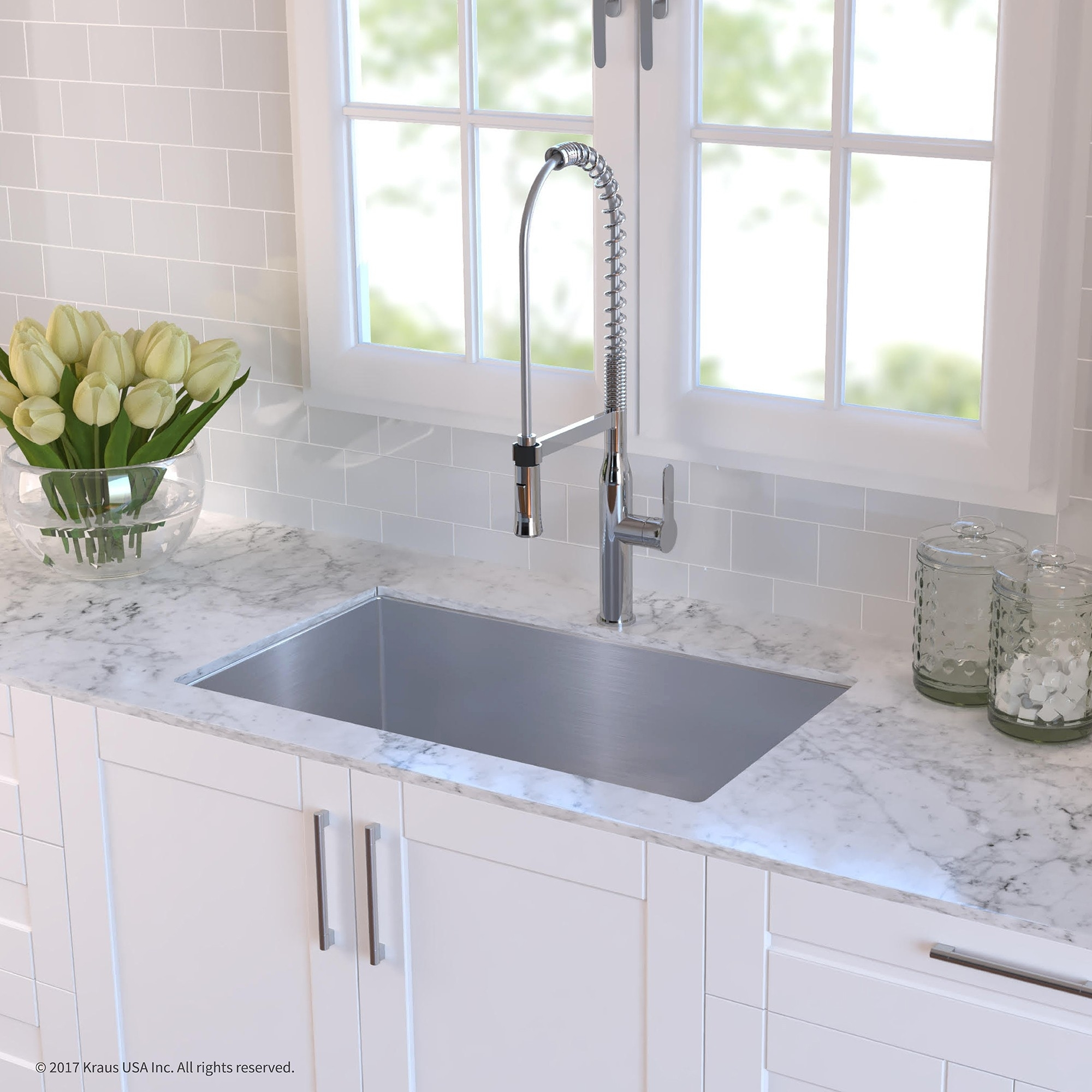 Madison Art Center Design: Commercial Kitchen Sink Faucet