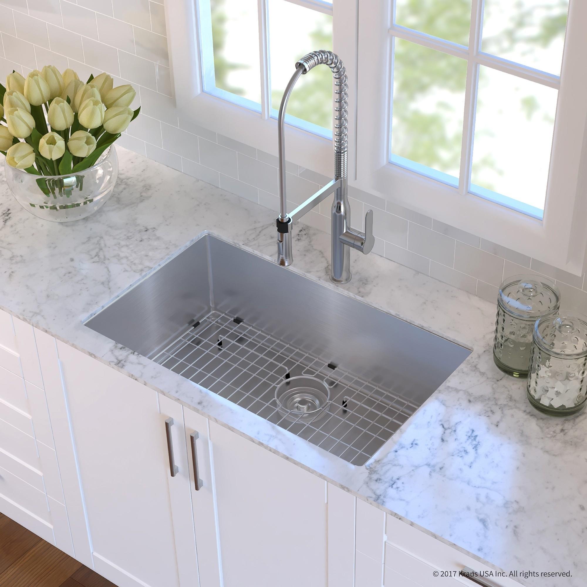 Commercial Kitchen Sink Height Madison Art Center Design