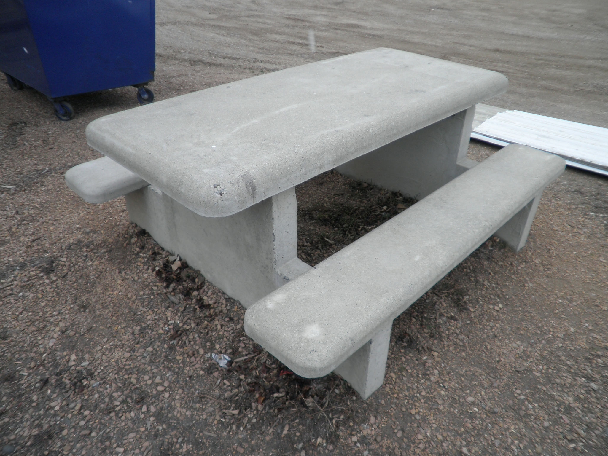 Concrete Picnic Tables For Sale Madison Art Center Design