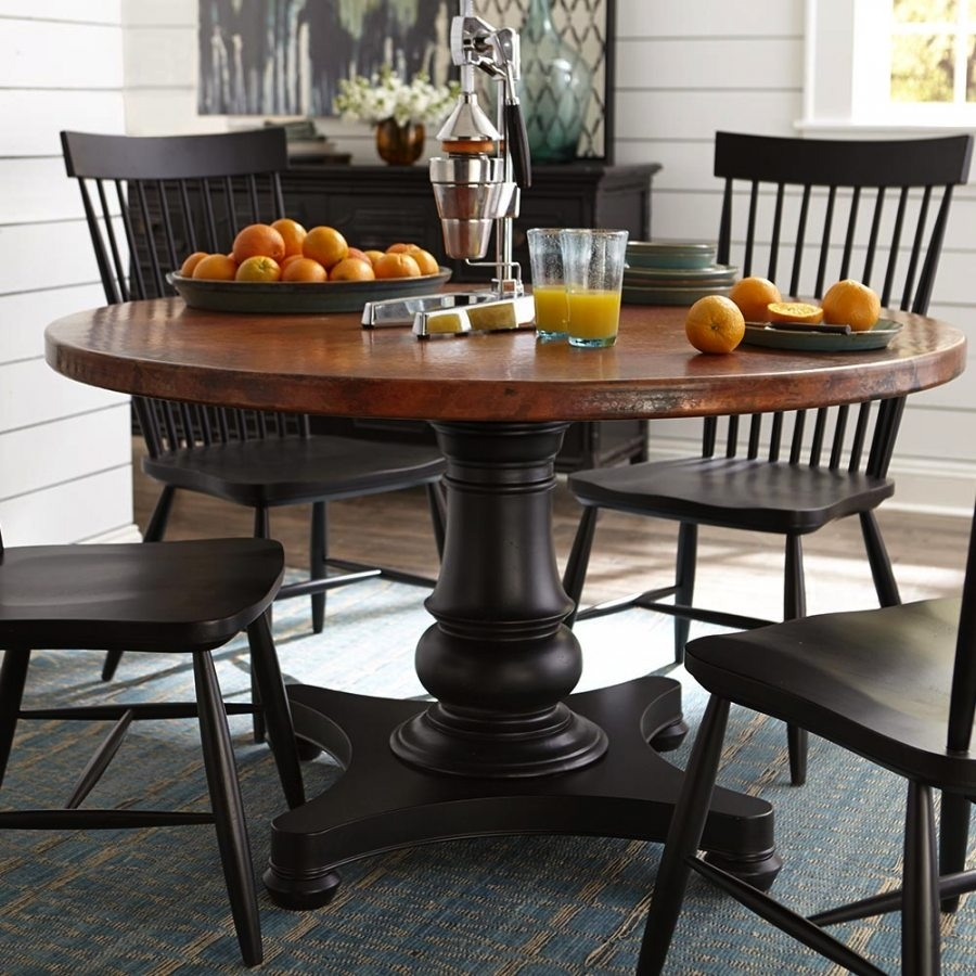 Copper Dining Table Legs