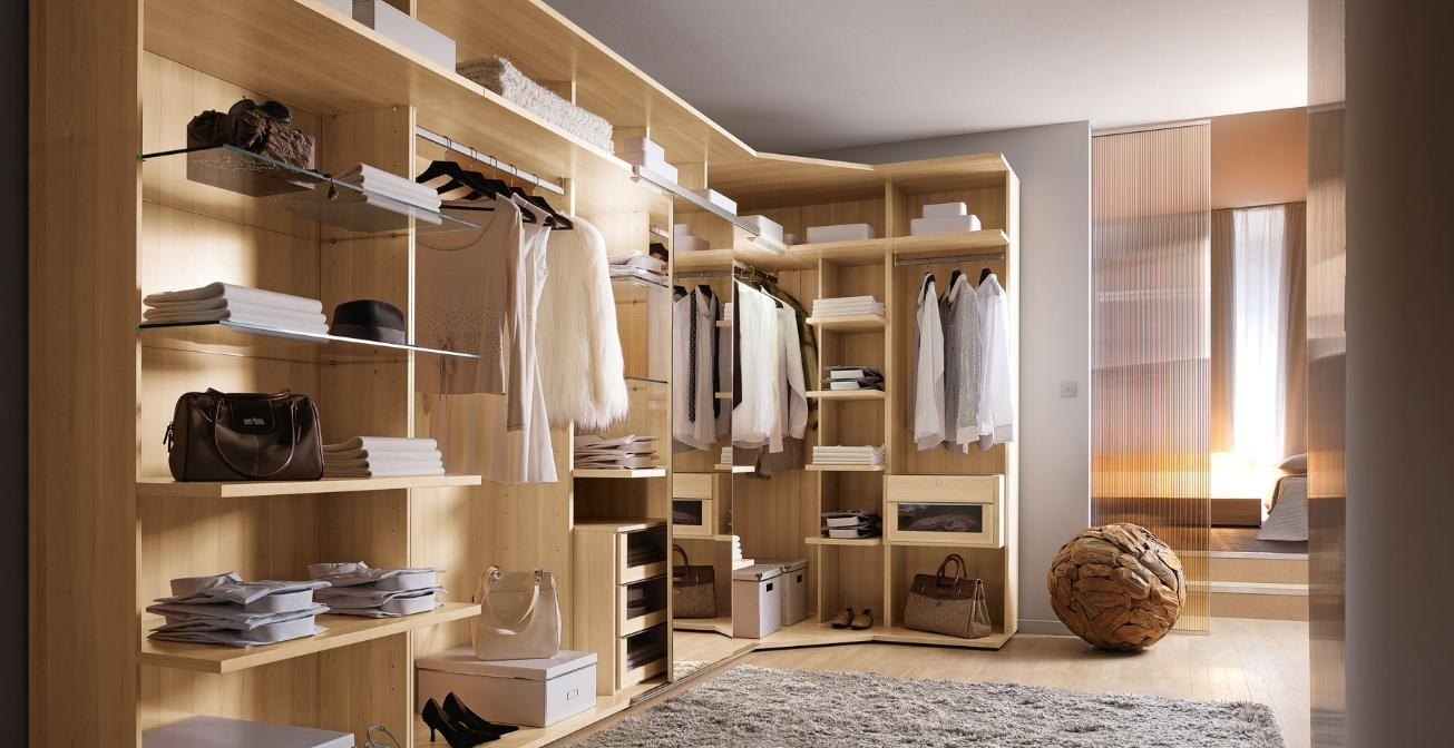 Custom Bedroom Closet Design