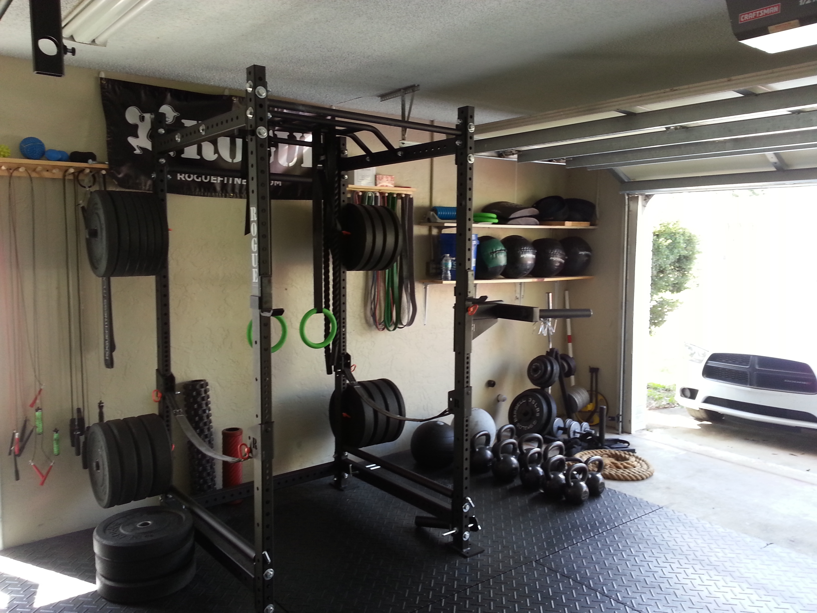 Garage gym mirror ideas u madison art center design