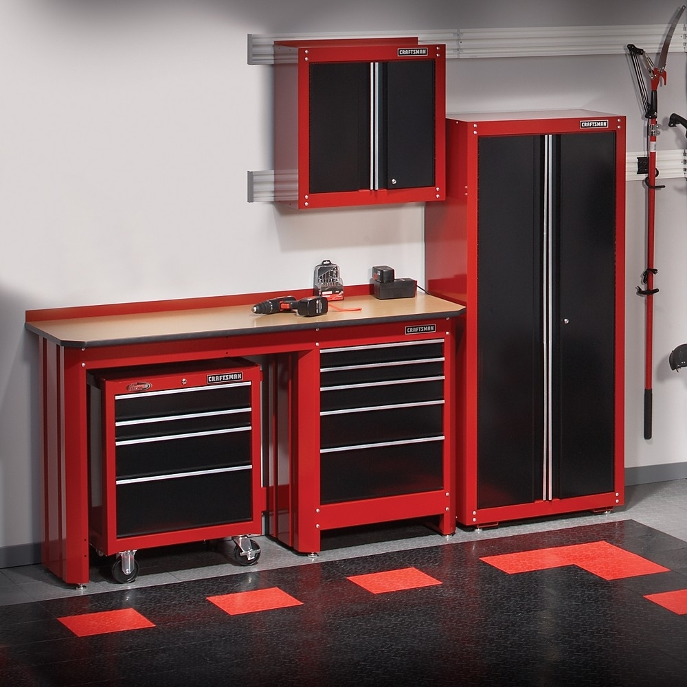 Madison Art Center Design: Diy Garage Storage Cabinet