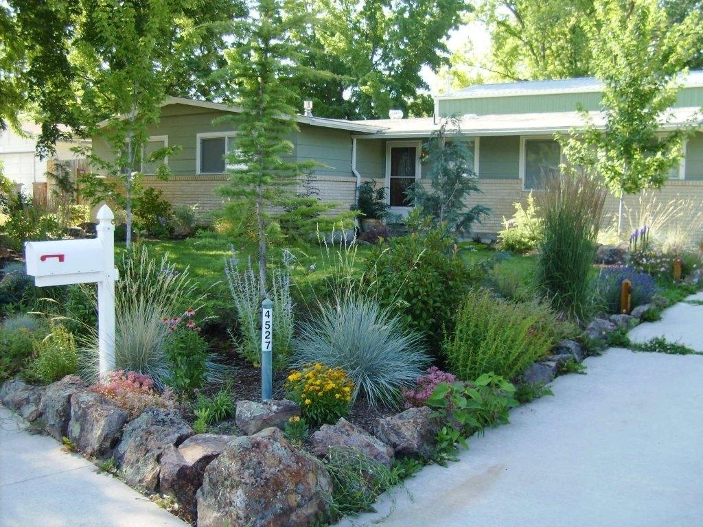 Drought Tolerant Landscape Decoration