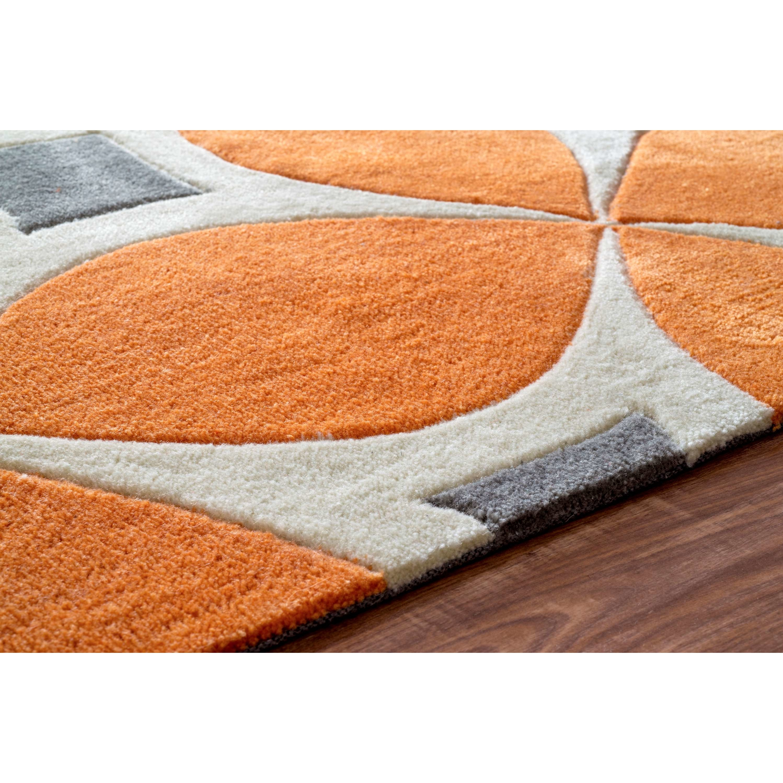 Burnt Orange And Grey Area Rugs Area Rug Ideas