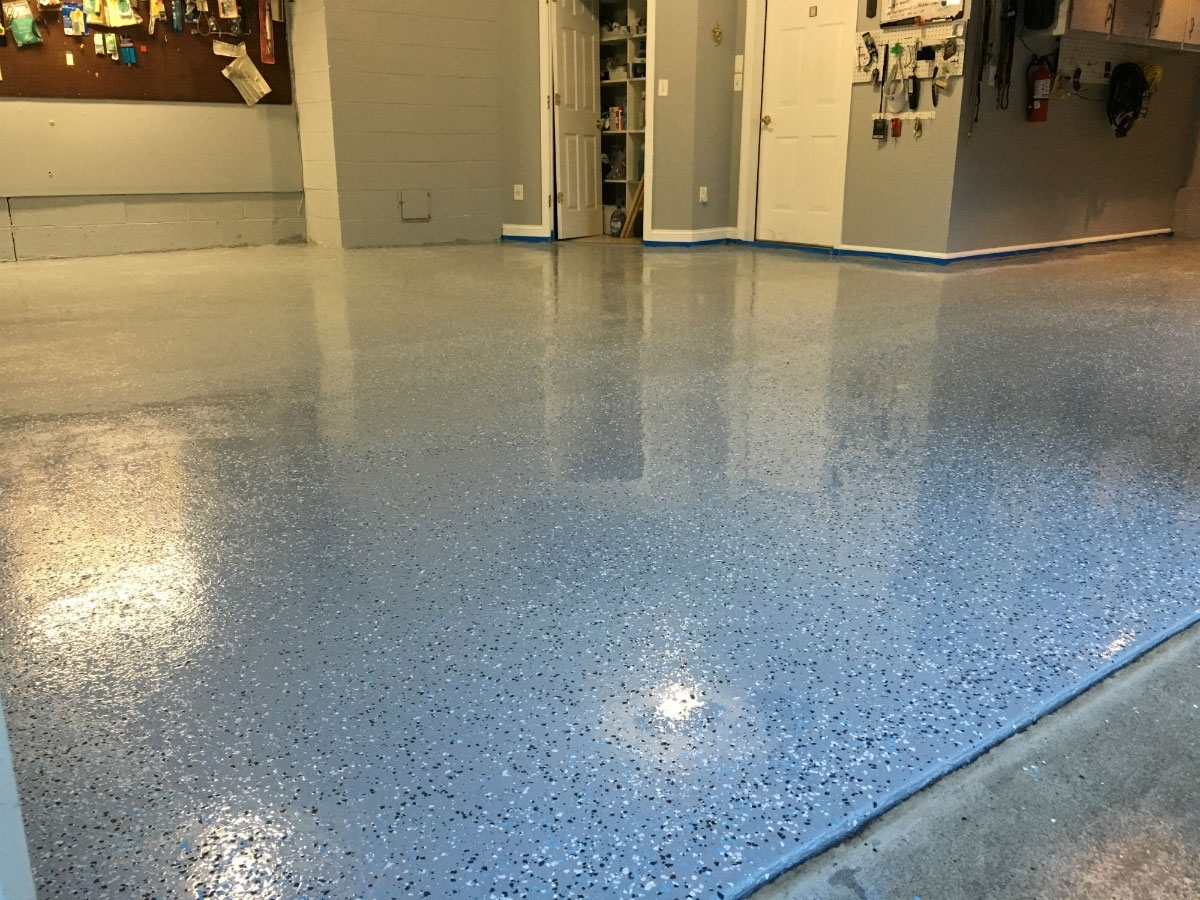 Epoxy Garage Floor Crack Filler Madison Art Center Design