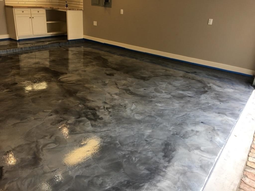 Epoxy Garage Floor Coating Preparation Madison Art