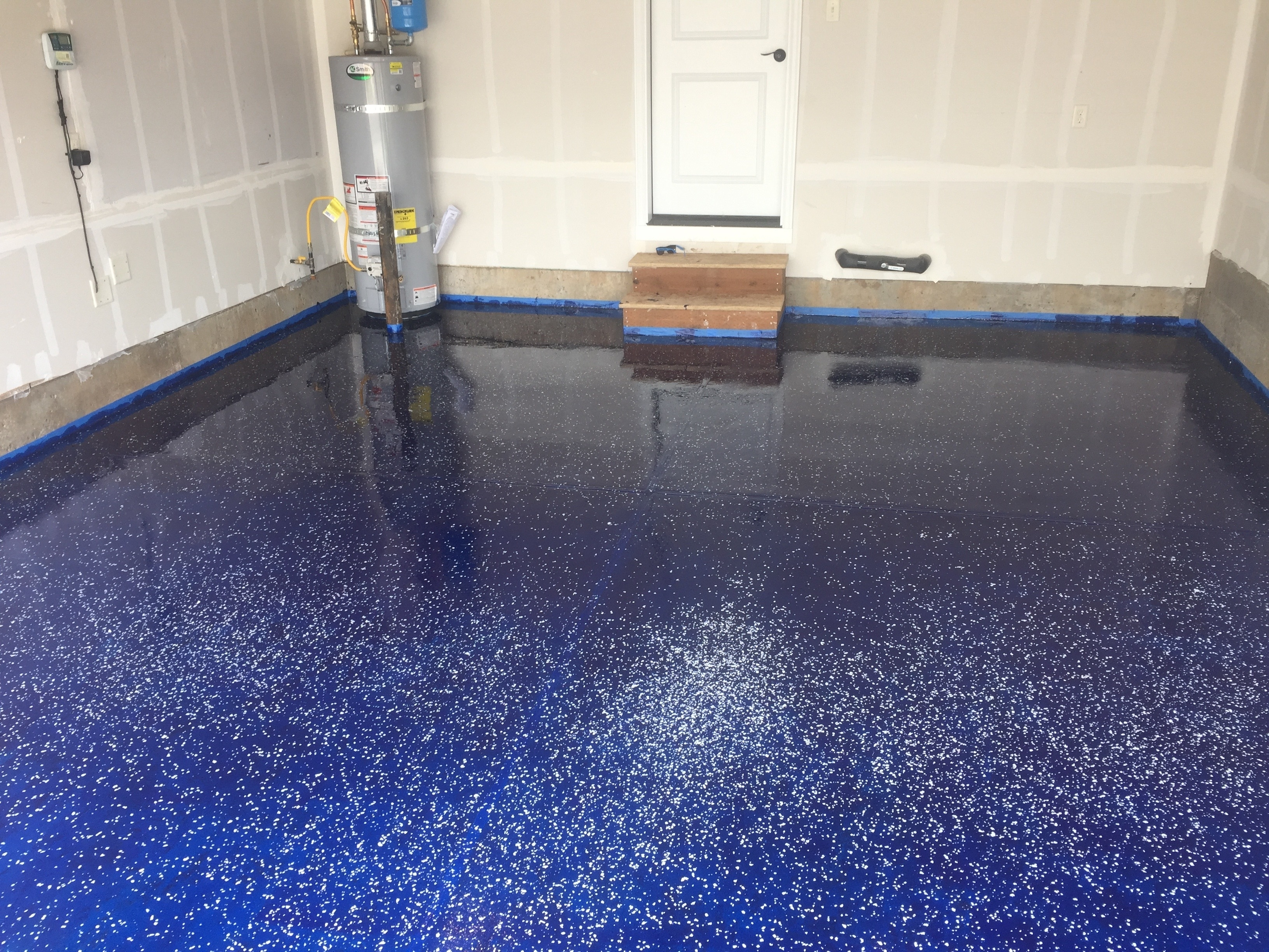 Epoxy Garage Floor Installers Madison Art Center Design