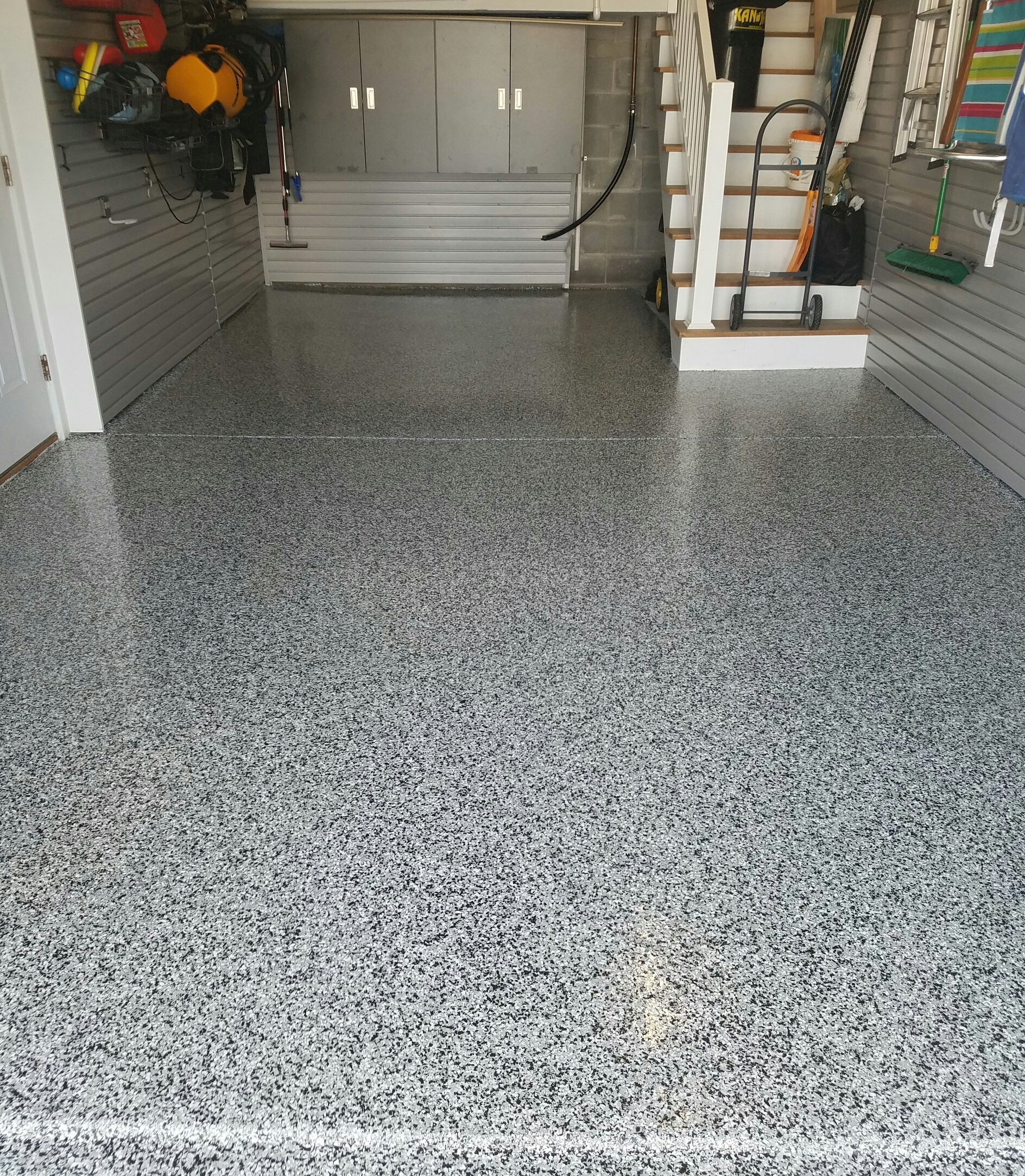 Epoxy Garage Floors Near Me Madison Art Center Design