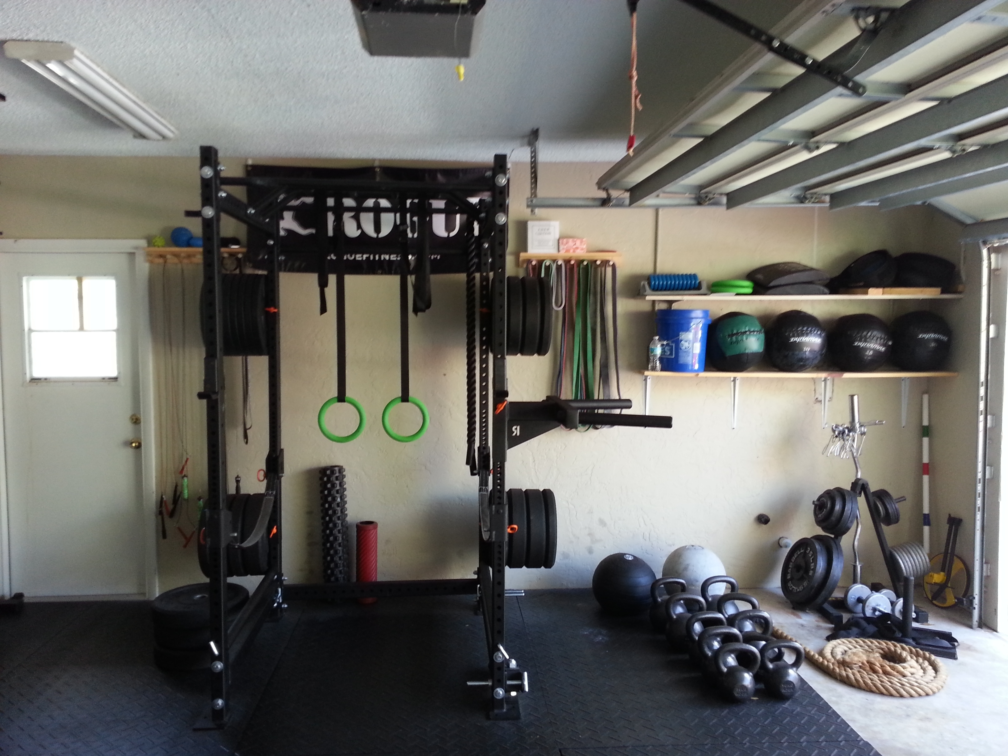 Garage gym equipment ideas u madison art center design