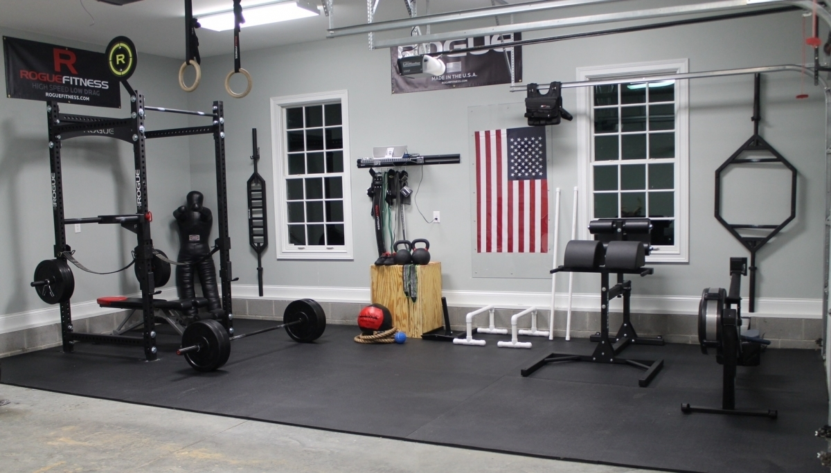 Garage gym ideas crossfit u2013 madison art center design
