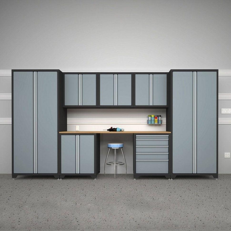 Madison Art Center Design: Garage Storage Cabinet With Doors