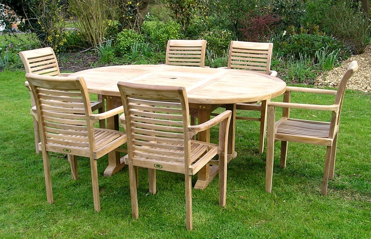 Genuine Teak Smith And Hawken Outdoor Furniture