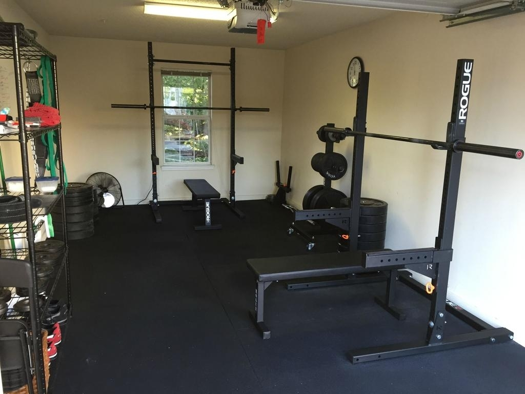 Garage Gym Paint Ideas Madison Art Center Design