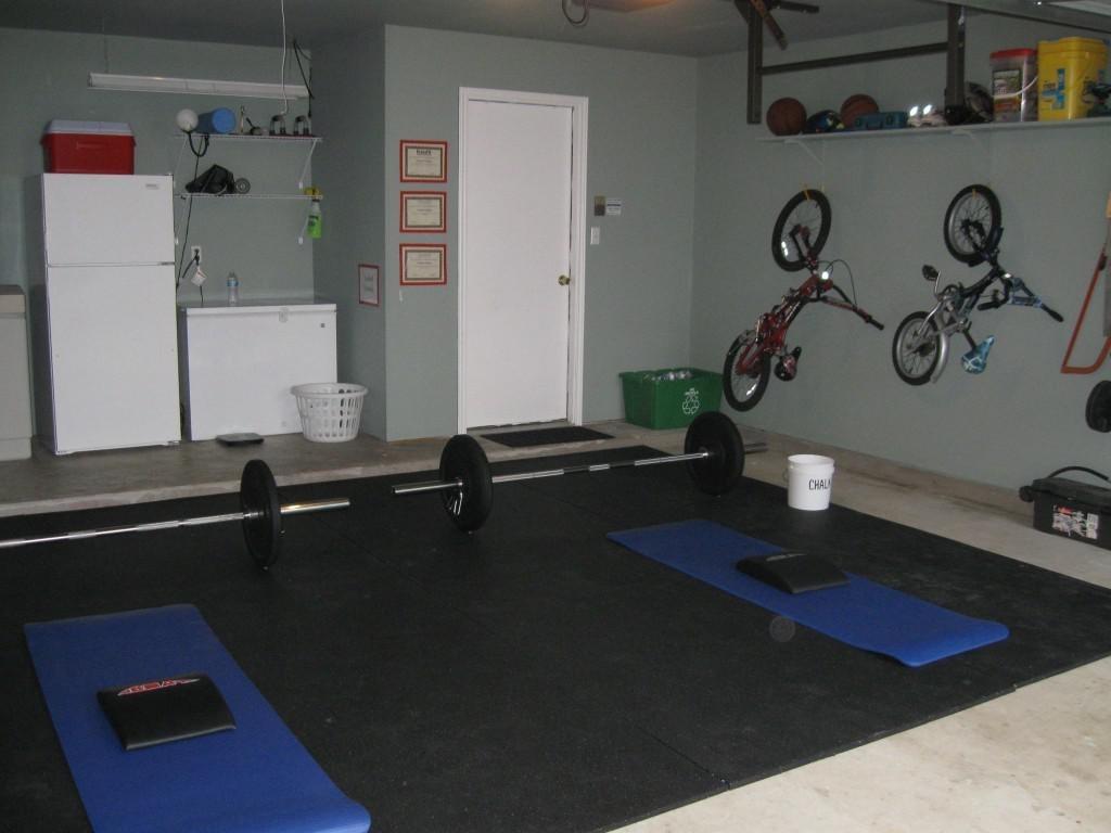 Gym ideas for garage u madison art center design