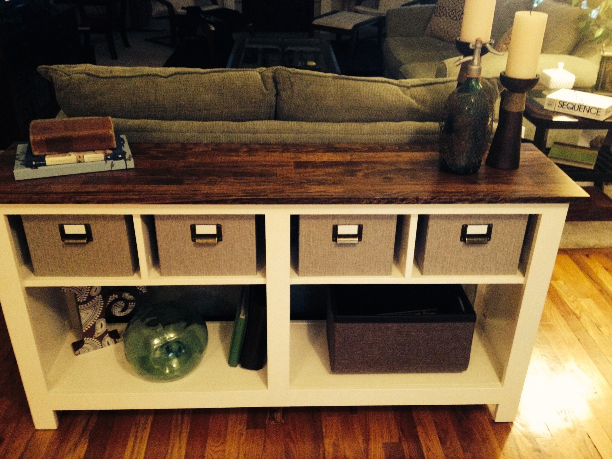 Awe Inspiring Hemnes Sofa Table Behind Bar Madison Art Center Design Caraccident5 Cool Chair Designs And Ideas Caraccident5Info
