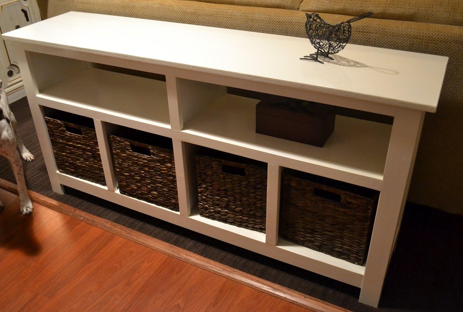 Hemnes Sofa Table Furniture
