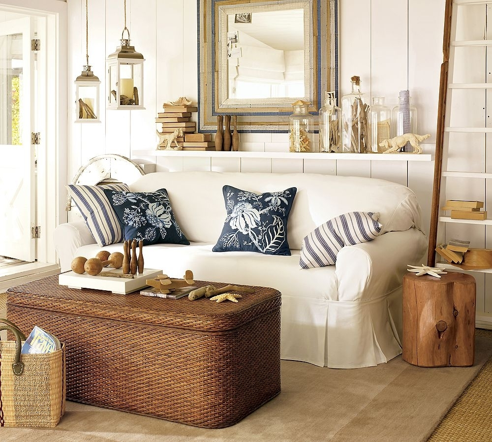 Hemnes Sofa Table Ideal For Interior
