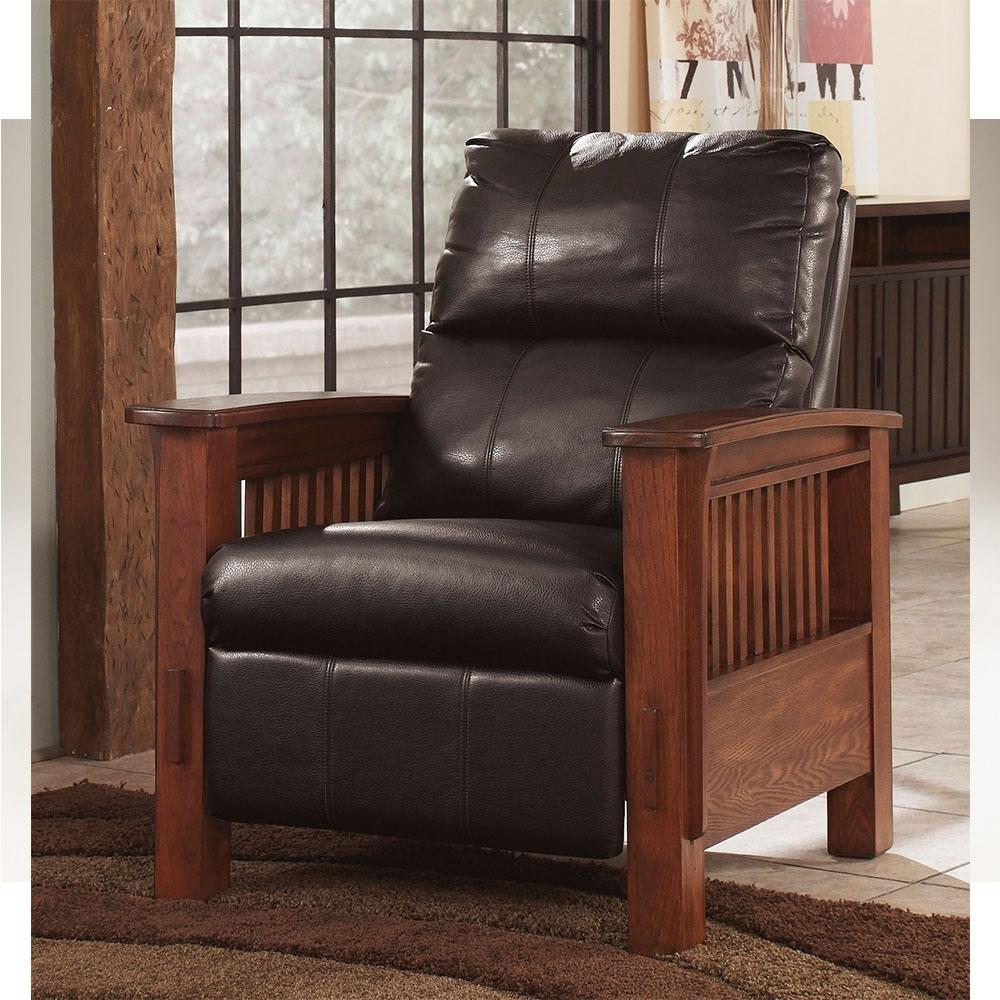 Ashley Furniture High Leg Recliners