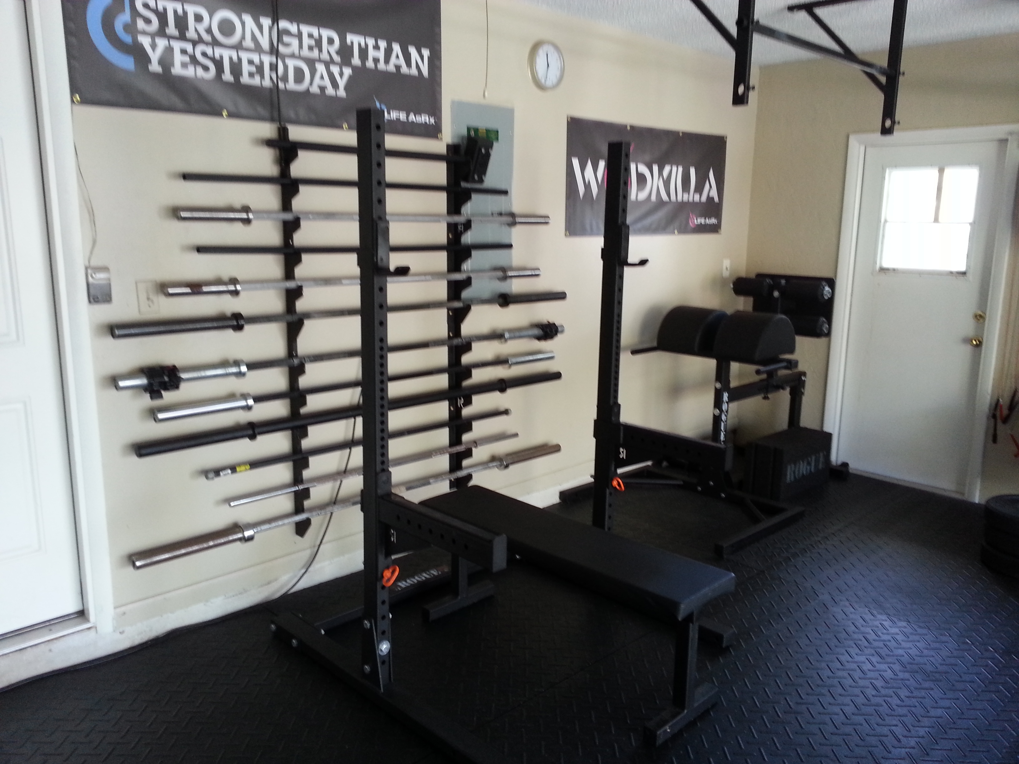 Homemade garage gym ideas u madison art center design