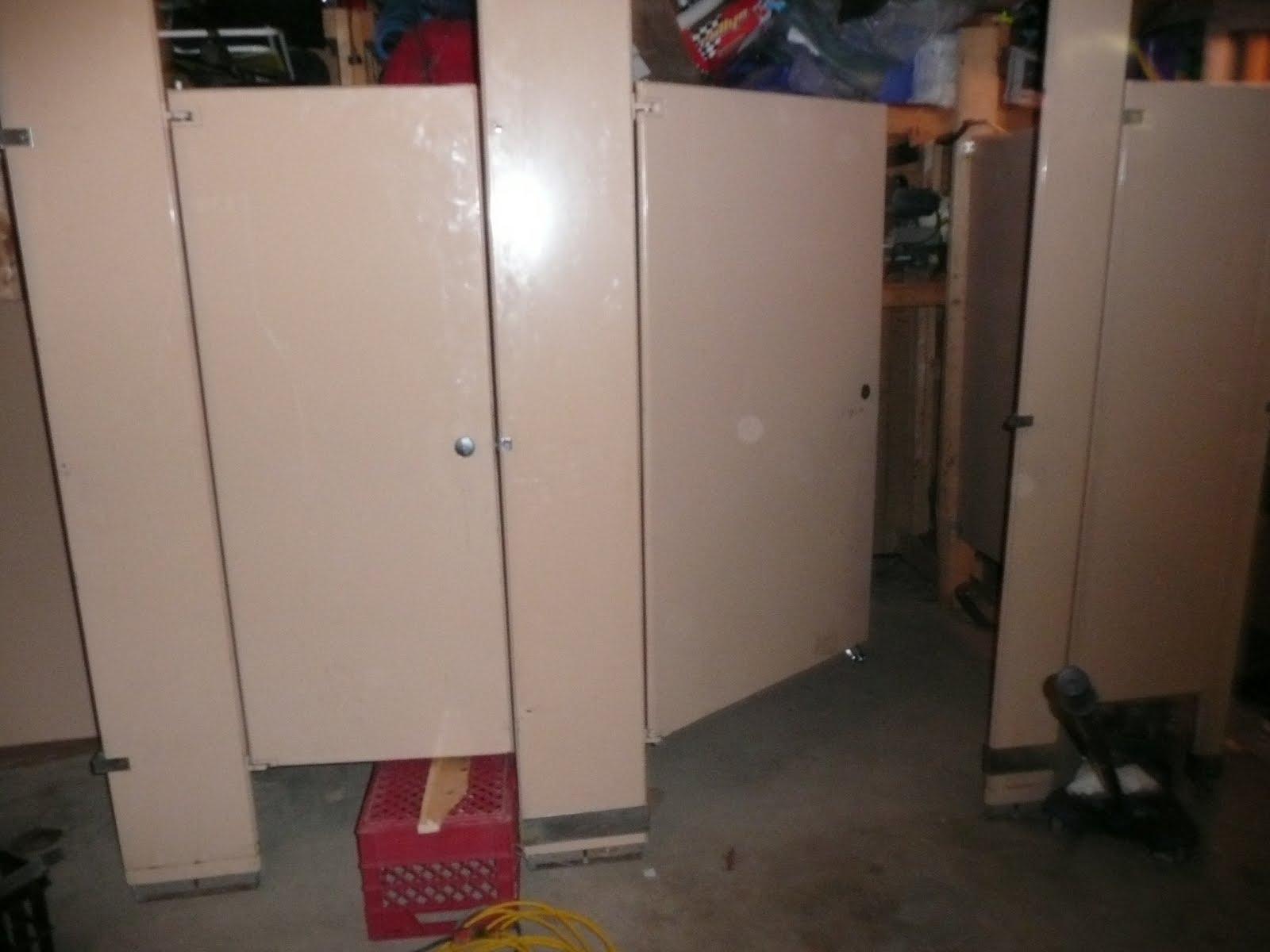 To Remove Bathroom Stall Doors - Madison Art Center Design