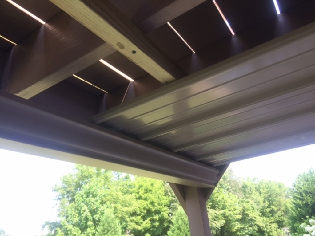 Under Deck Drainage System For Existing Decks Madison