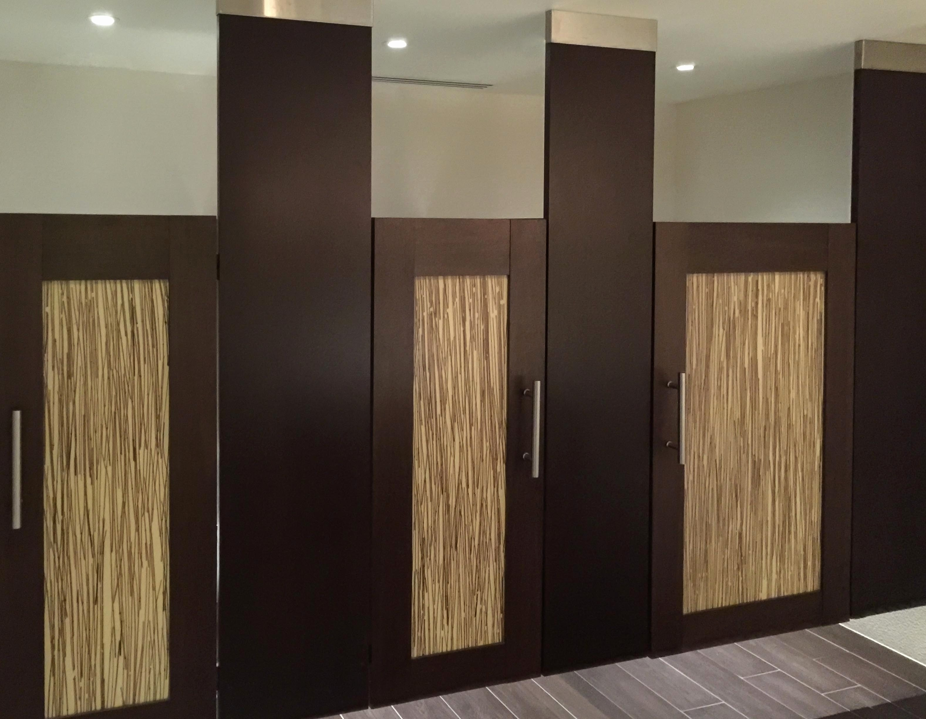 To Remove Bathroom Stall Doors - Madison Art Center Design