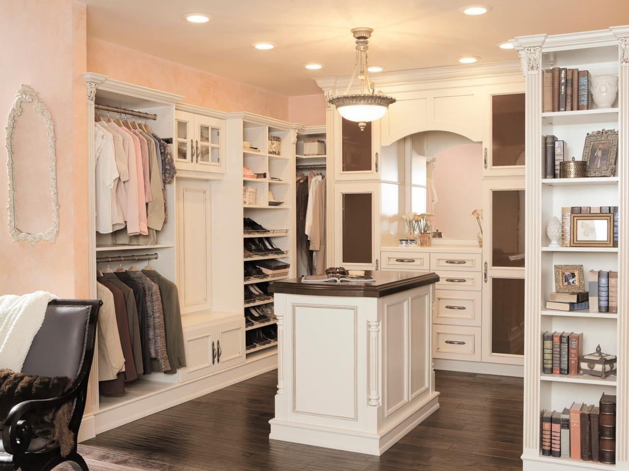 Lowes Custom Closet Design