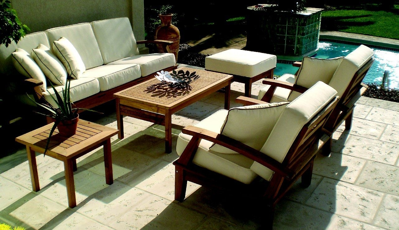 Marvelous Teak Smith And Hawken Outdoor Furniture