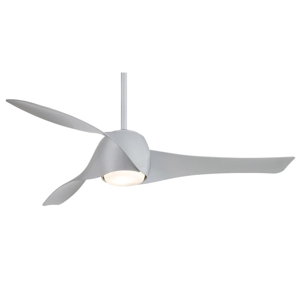 Minka Aire Artemis 58 Inch Silver Fan