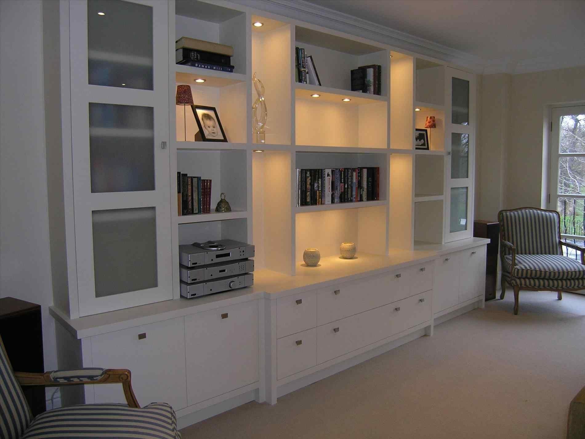 Modern Glass Door Display Cabinet