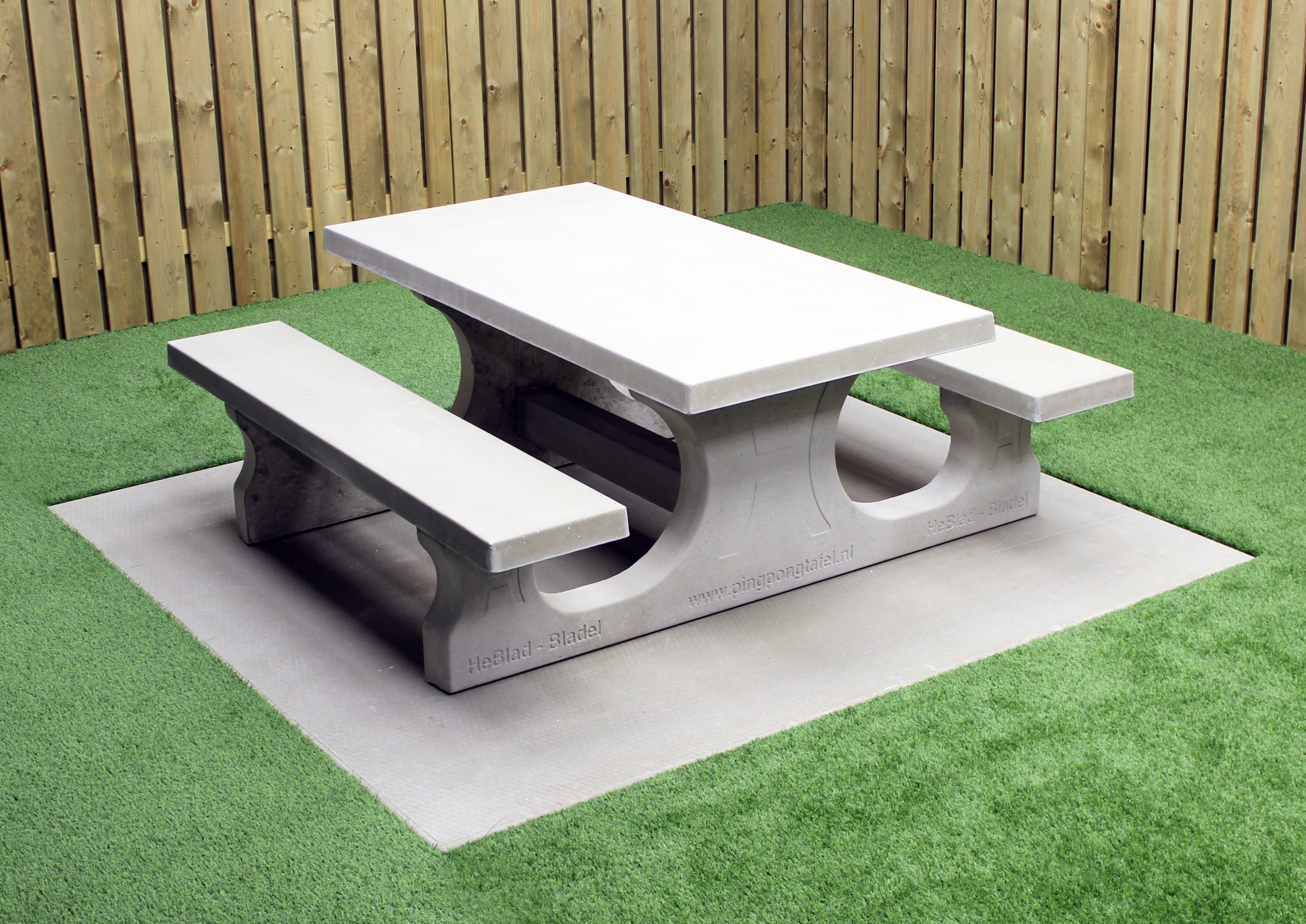 Outdoor Concrete Picnic Tables Madison Art Center Design