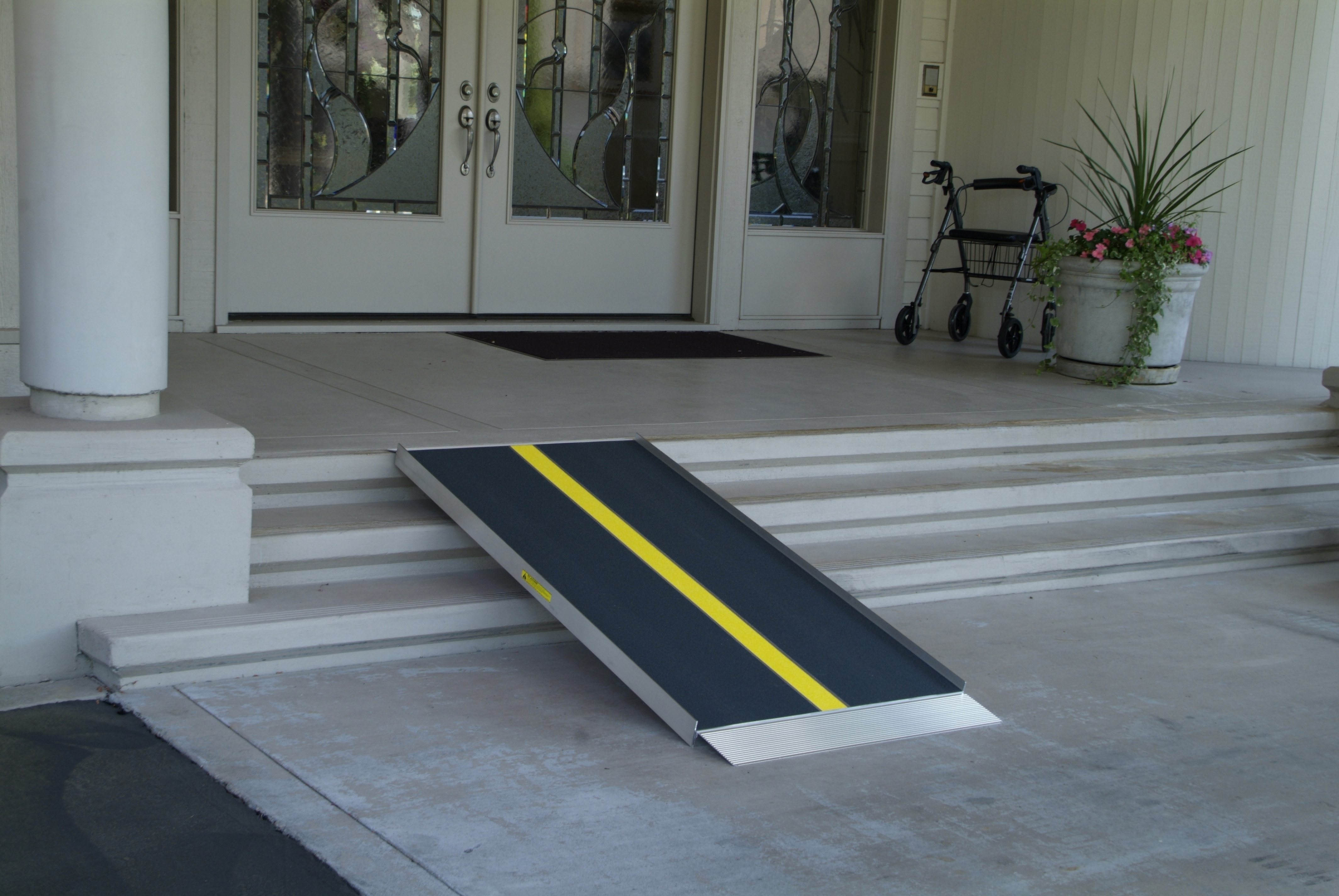 Portable Wheelchair Ramps For Stairs Madison Art Center Design