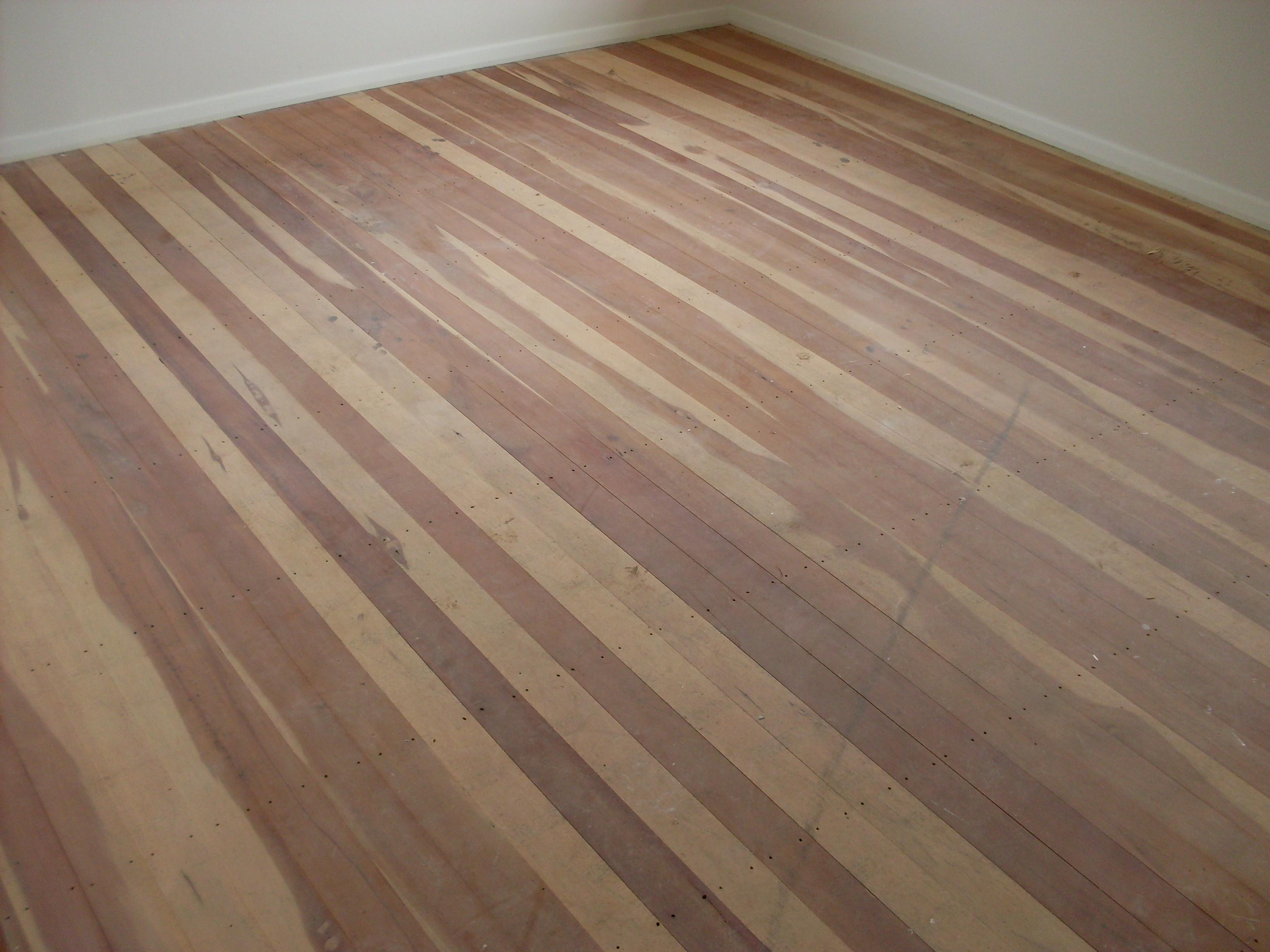 Satin Vs Semi Gloss Oak Floor