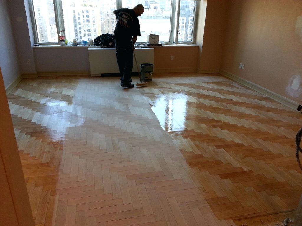 Semi gloss or satin finish on hardwood floors madison - Satin vs semi gloss ...