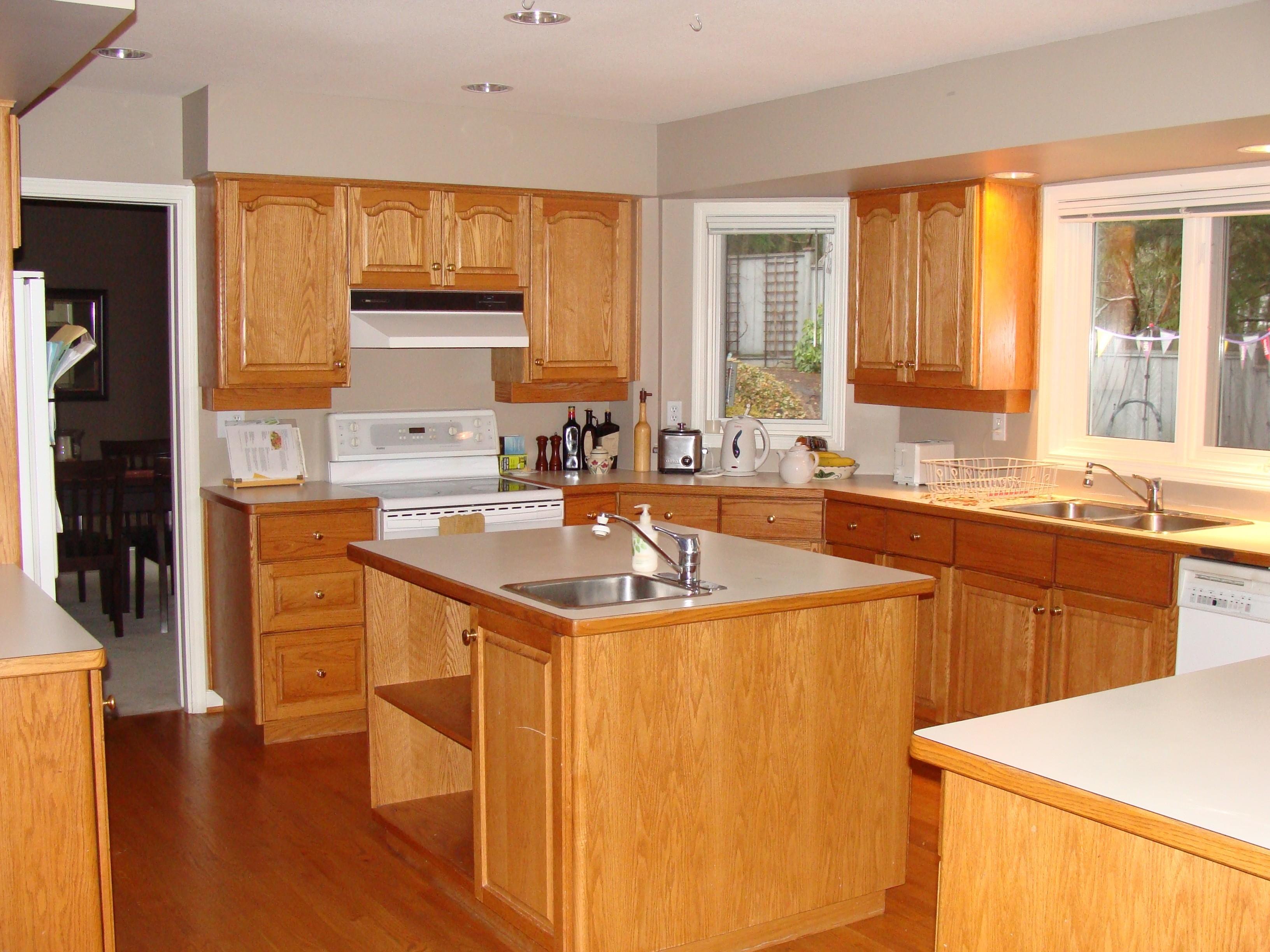 Semi Gloss Or Satin In Kitchen