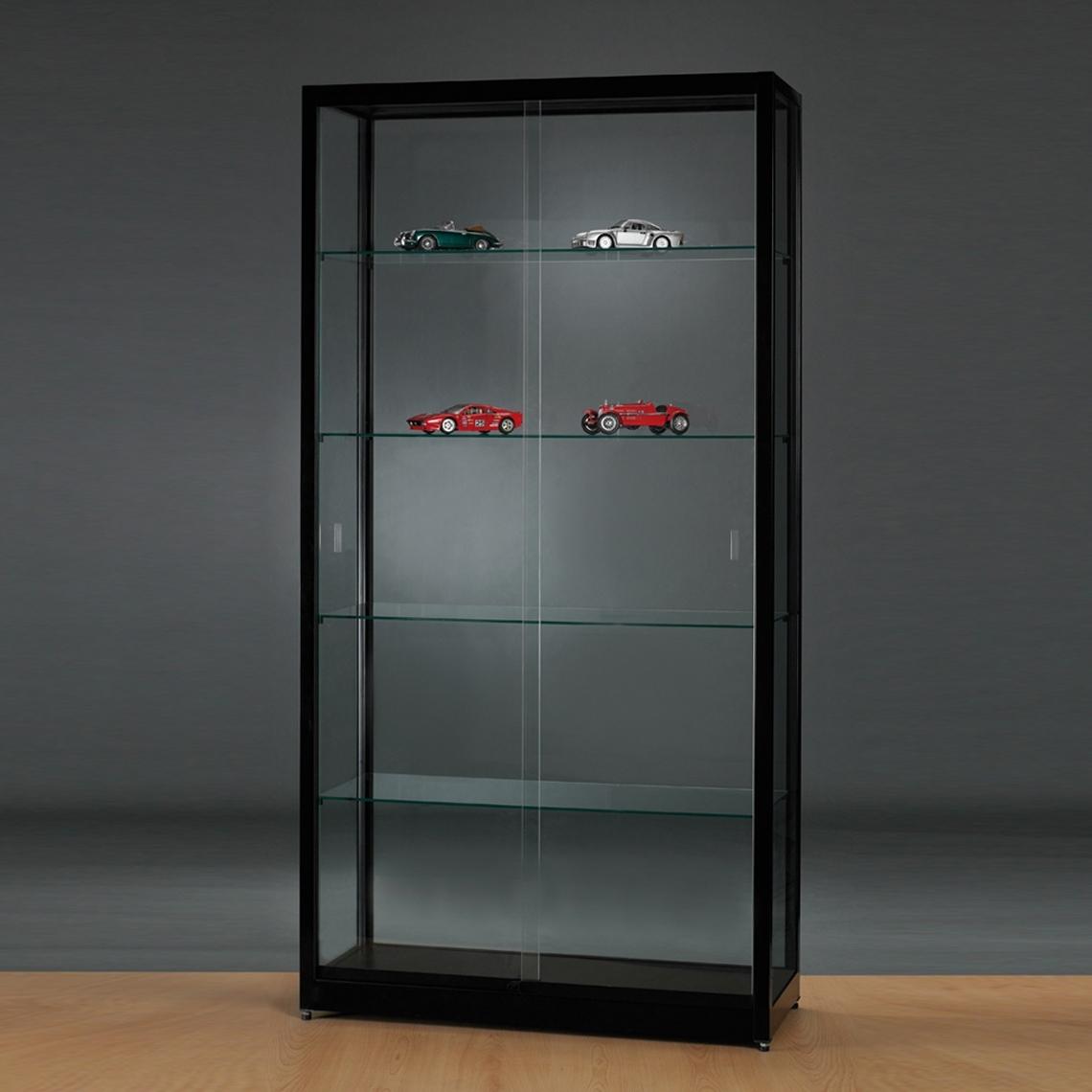 Single Glass Door Display Cabinet