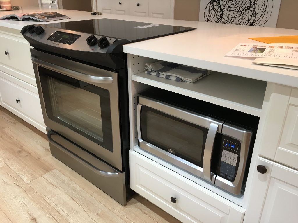 How To Create A Kitchen Island With Slide In Stoves