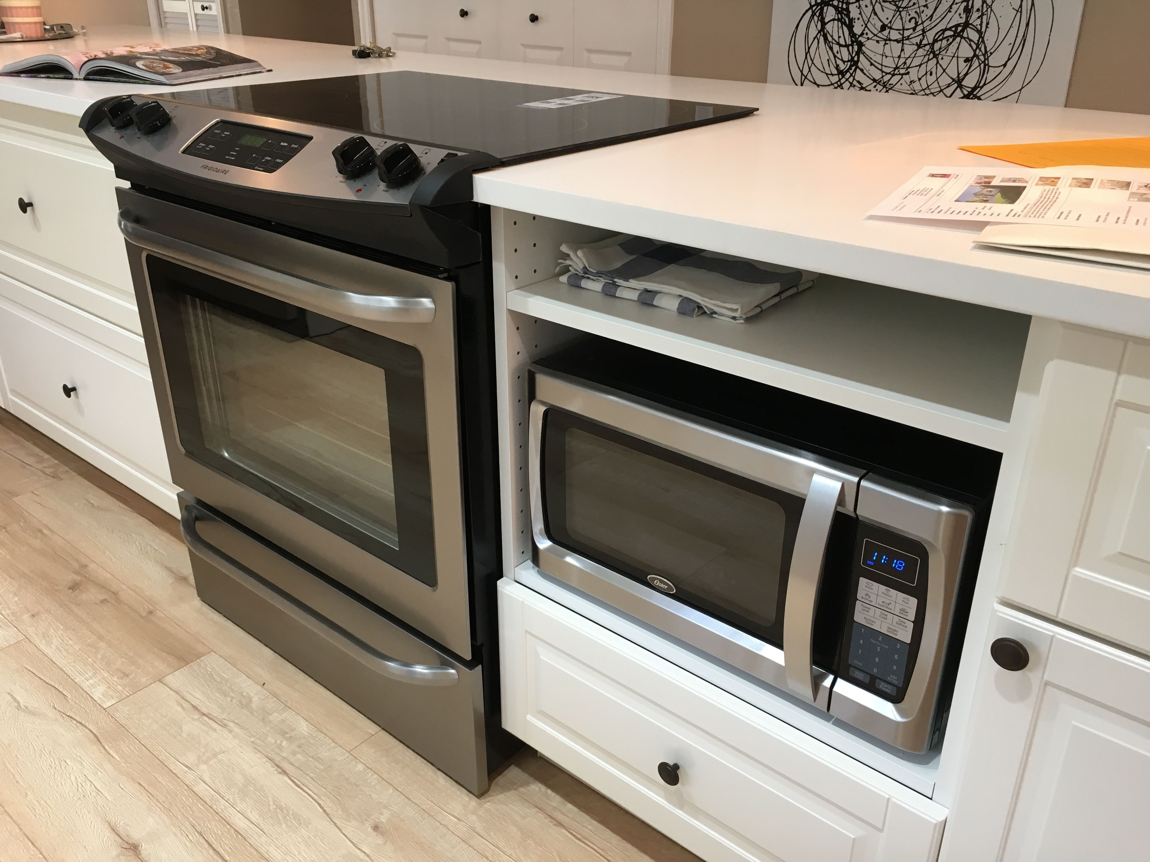 Slide In Stoves With Double Ovens