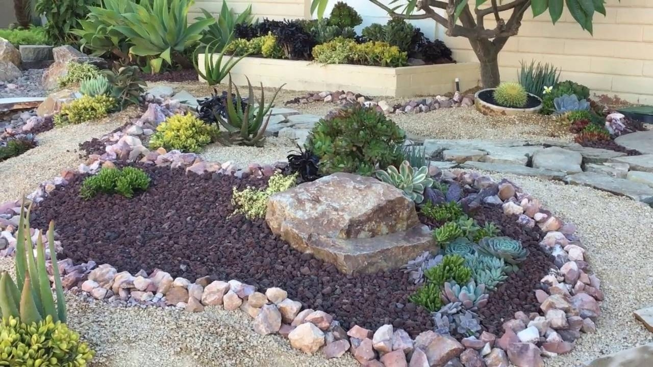 Small Drought Tolerant Landscape