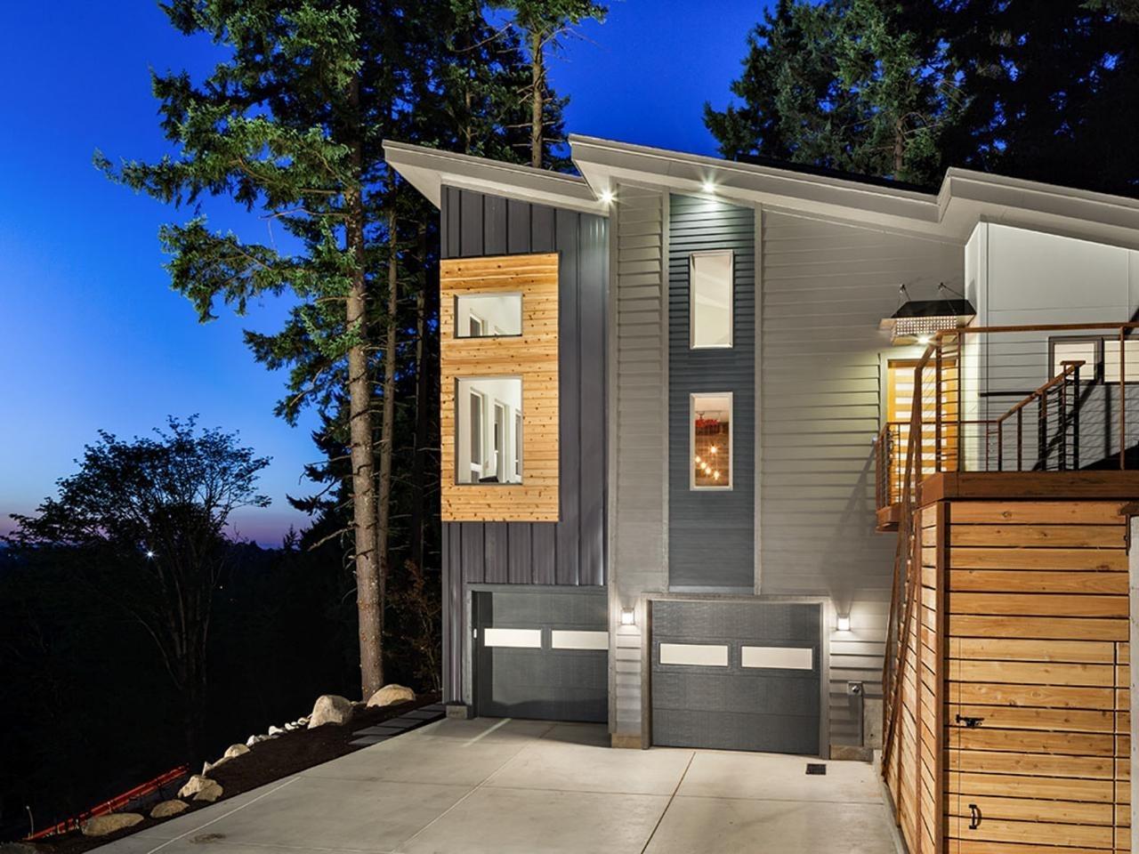Split Level House Siding Ideas - Madison Art Center Design on Modern Siding Ideas  id=46507