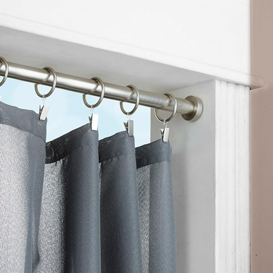 Spring Curtain Rod Tension