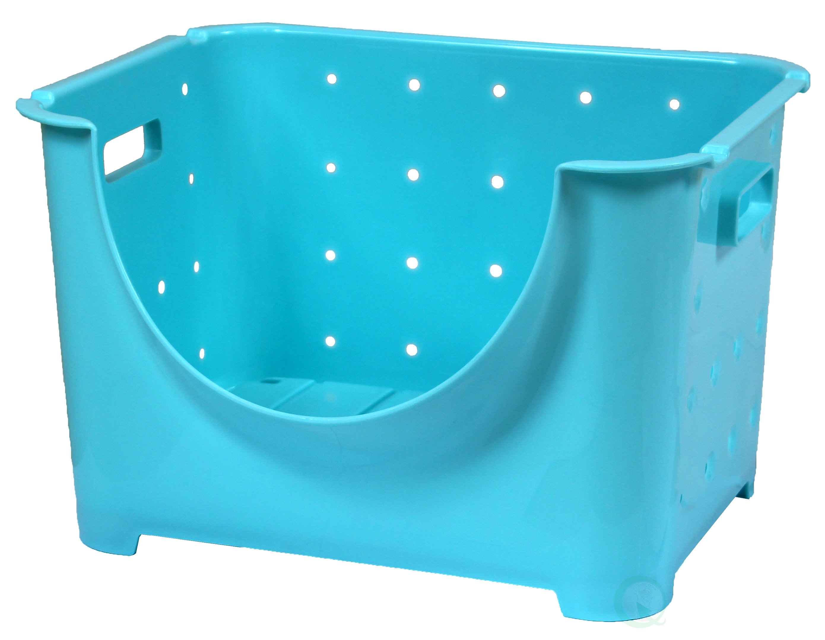 Stackable Plastic Storage Bins Target