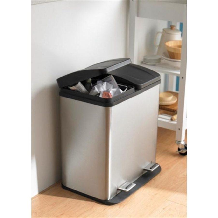 Stainless Steel Indoor Trash Cans Madison Art Center Design