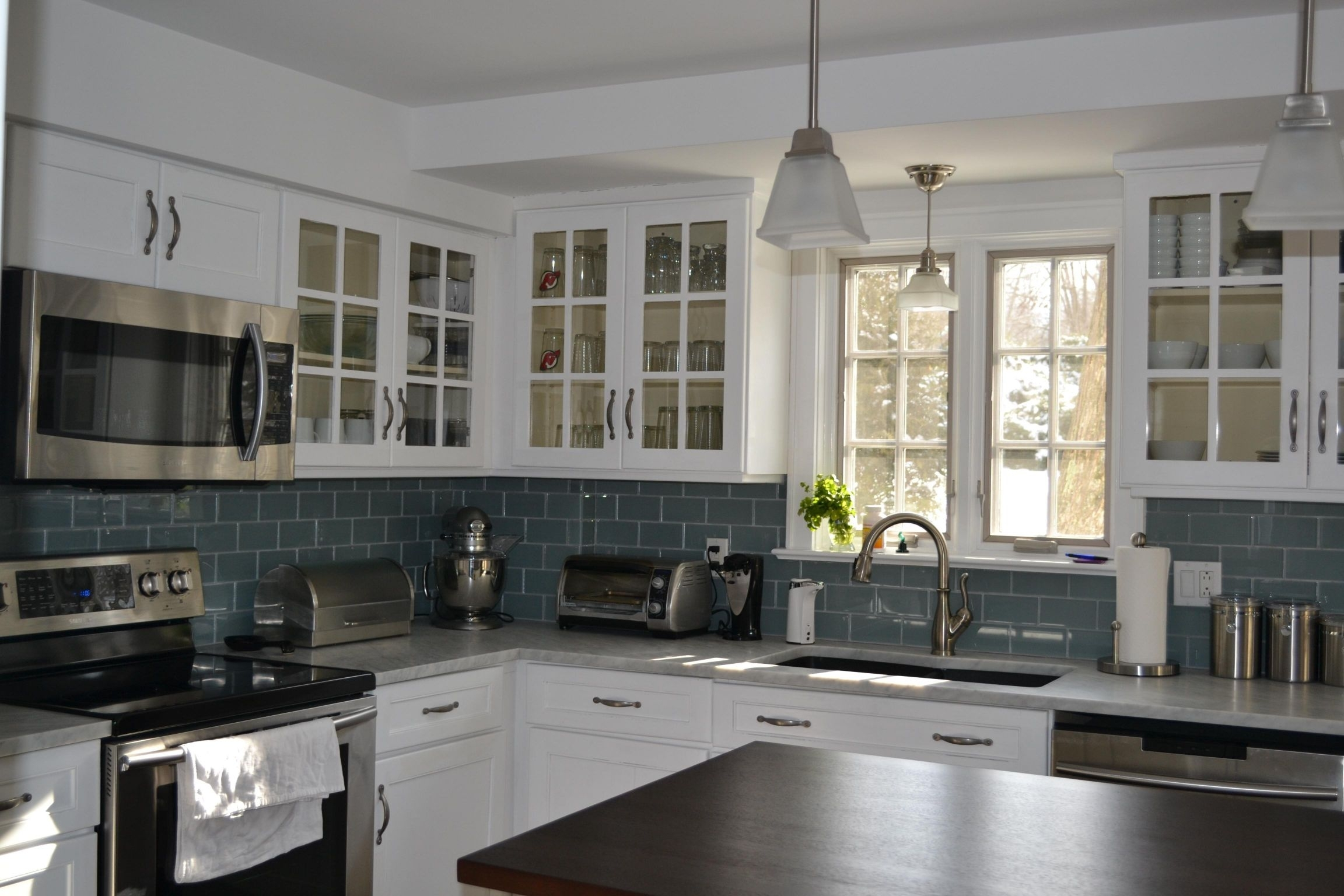 Subway Tile Size Kitchen