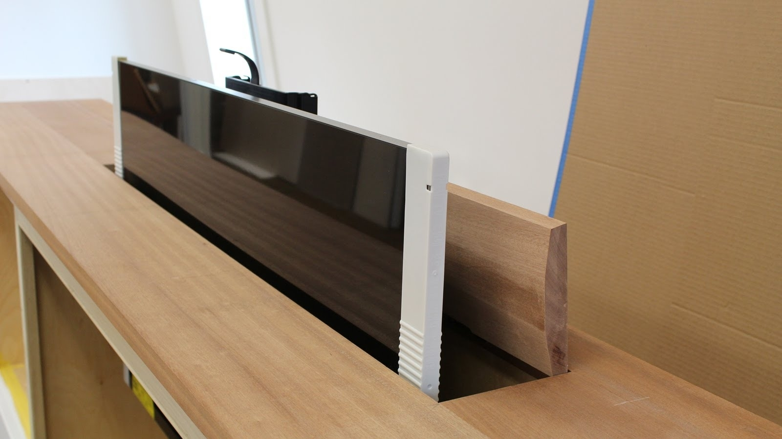 Do It Yourself Home Design: End Of Bed Tv Lift Cabinets For Flat Screens